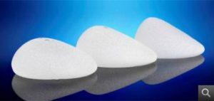 tear drop breast implants