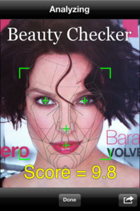 beauty checker
