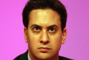 Ed Miliband after